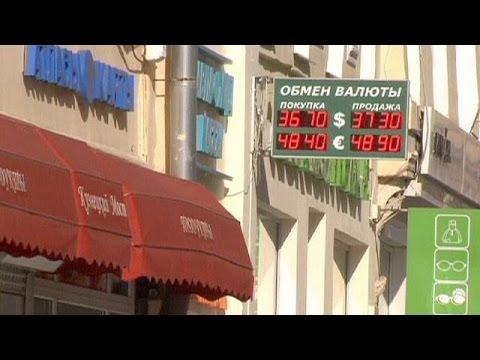 Russie : le rouble poursuit sa chute face à l'euro et au dollar – economy
