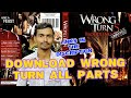Wrong turn All parts in hindi+eng, how to download wrong turn All parts