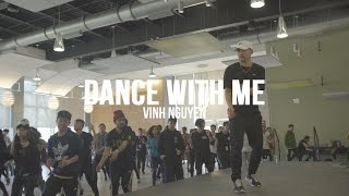 112 - Dance With Me | Vinh Nguyen Choreography | SAYAW 2017 Workshops