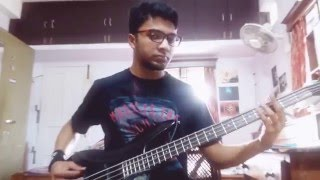 Asking Alexandria - I Used To Have A Best Friend (But Then He Gave Me An STD) bass cover