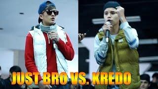 Видео Battle Just Bro vs  Marshall (RAP.TJ)