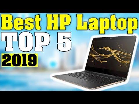 TOP 5: Best HP Laptops 2019