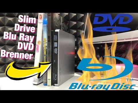 Externes Blu-Ray Laufwerk für den Mac - Ich habe die Lösung von SALCAR getestet  - REVIEW