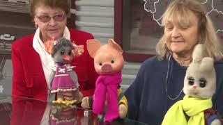 """Программа """"Персона"""":Хрюша и Каркуша рассказали о том, какие сувениры увезут с собой из Тулы"""