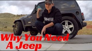 Top Reasons To Buy A Jeep!