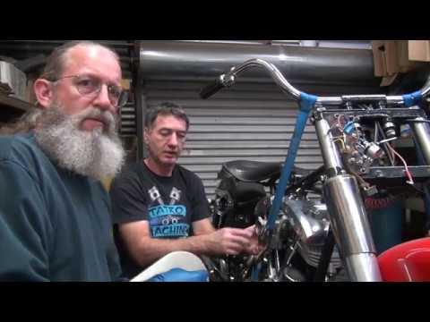 1966 Harley Davidson FLH 74ci - смотреть онлайн на Hah Life