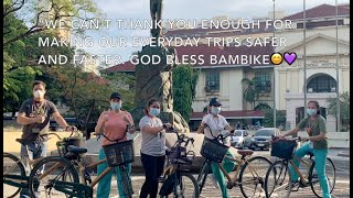 BAMBIKES FOR FRONTLINERS