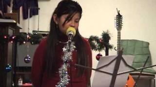 Tamara sings oh little town of bethlehem