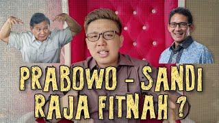 Download Video PRABOWO SANDI RAJA FITNAH ? MP3 3GP MP4