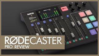 RODECaster Pro Podcast Production Studio Original Garansi 2 Tahun