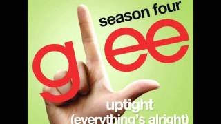 Glee - Uptight (Everything's Alright) (DOWNLOAD MP3 + LYRICS)