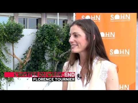 Weekend guest: Florence Tournier
