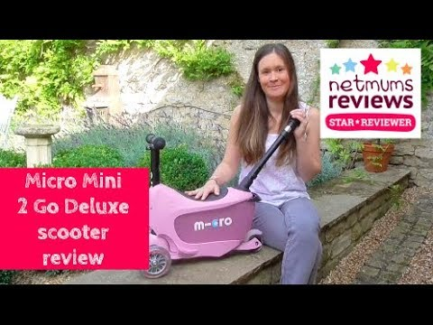 Micro Mini 2 Go Deluxe scooter review