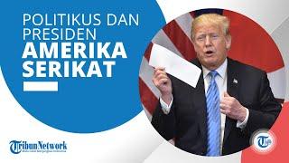 Profil Donald Trump - Pebisnis, Tokoh Televisi Realita, Politikus, & Presiden Ke-45 Amerika Serikat