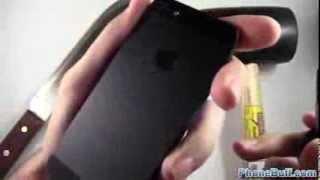 Смотреть онлайн 10 способов сломать Айфон