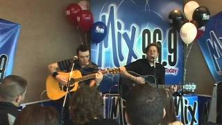 Bowling For Soup - When We Die - Mix 96.9 Unplugged