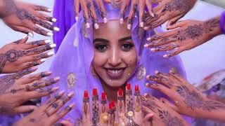 Rani Bridal Shower - የራኒ ደማቅ የሂና ፕሮግራም ይመልከቱ መብሩክ ትዳርሽ ያማረ ይሁን