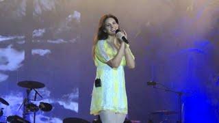 Lana Del Rey - Venice Bitch • Open'er Festival 6.07.2019 Gdynia (Live)