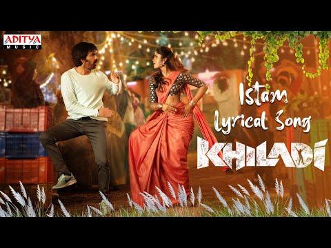 Istam Lyrical Song - Khiladi