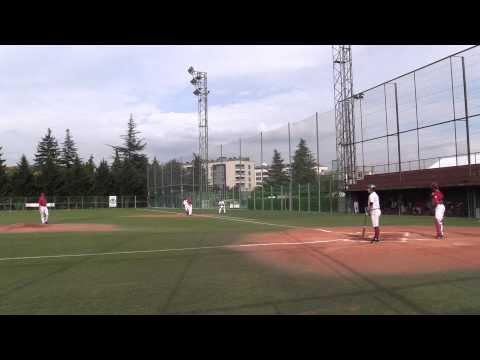 Cto. Navarro Sénior Béisbol Navarra VS CAD Irabia