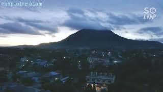 Kota ranai menjelang petang, rekam pakai drone mjx bugs 16 pro