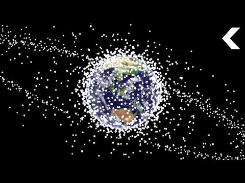 Je na oběžné dráze místo pro 12 000 satelitů Starlinku?