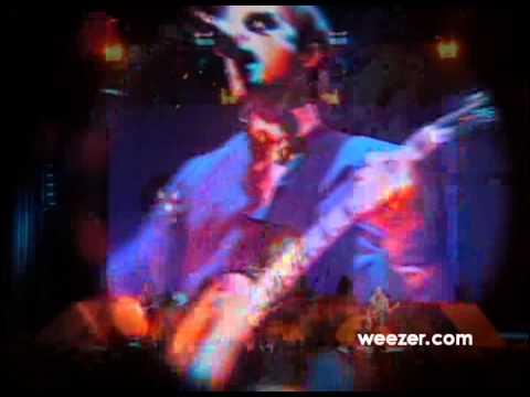 Weezer - Fall Together (Live, Summer 2002)