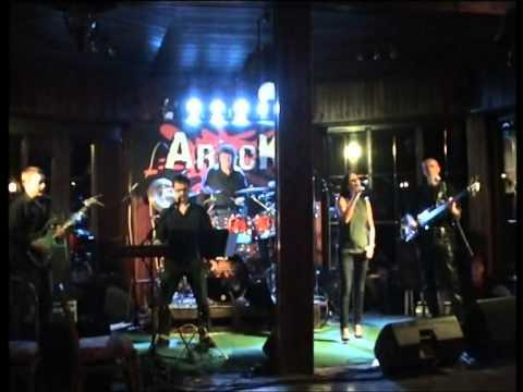 Arock - Heidi + Arock - Ztracený ráj live 14.10.2014
