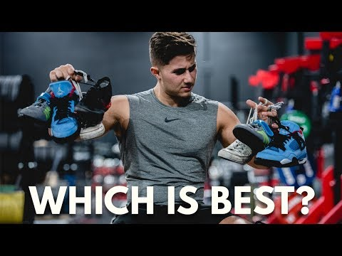 The BEST Shoes To Wear While Lifting (IT MATTERS!)