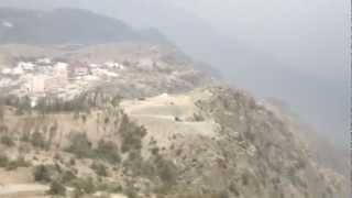 preview picture of video 'برق ورعد في الباحة 10-9-1433'