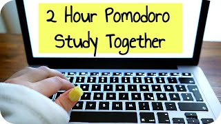 ASMR 2 Hour Keyboard Sounds w/ Inaudible Whispering for Studying and Sleep ✍️ (Pomodoro Technique)