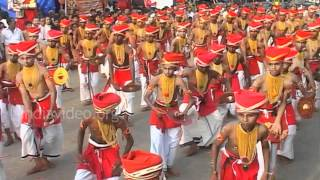 Velakali performance at Sree Padmanabhaswamy Temple