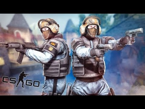 I play Counter Strike  Global Offensive