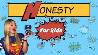 Honesty for Kids | Character Education – Jessica Diaz