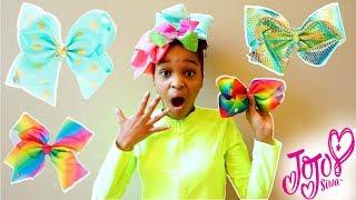 JOJO SIWA BOW MYSTERY!? - Shasha and Shiloh - Onyx Kids