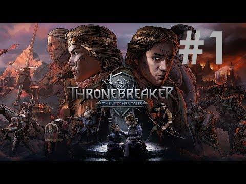 Thronebreaker: The Witcher Tales - Los Banditos (#1)