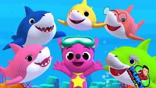 Baby Shark Dance | Sing and Dance | 60 Minutes Non Stop | Educational Fun For All Kinds of Kids