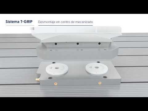 F-GRIP Sistema de Amarre por Adhesión