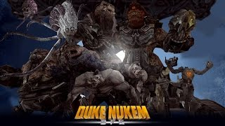 Duke Nukem: BFE - The Duke vs. Serious Sam 3 - Level 1