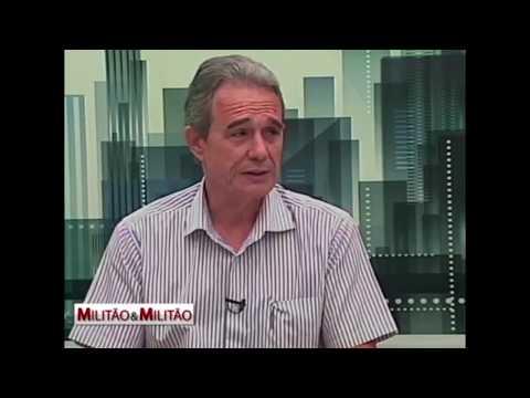 Entrevista com o atual presidente Sergio Gilberto Bonocielli Junior - Programa Militão e Militão