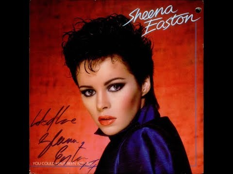Sheena Easton   -   Almost Over You  ( sub español )