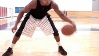 Dre Baldwin: And 1 Dribbling Drill | In & Out One Under Behind Back | Kobe Basketball Moves