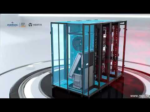 Vertiv (Emerson Network Power) SmartRow Plus Hardware