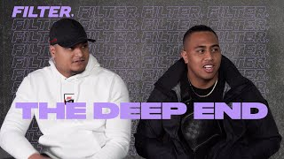 THE DEEP END: ONEFOUR (FULL INTERVIEW WITH J EMZ & SPENNY)