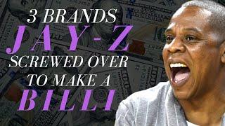 3 Brands Jay-Z Screwed Over to Make a Billi