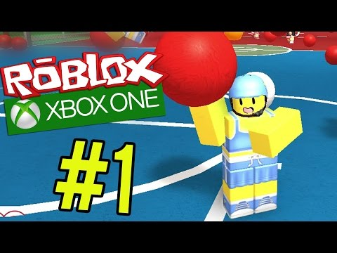 Roblox Xbox Gameplay Walkthrough Dodgeball Natural Disaster