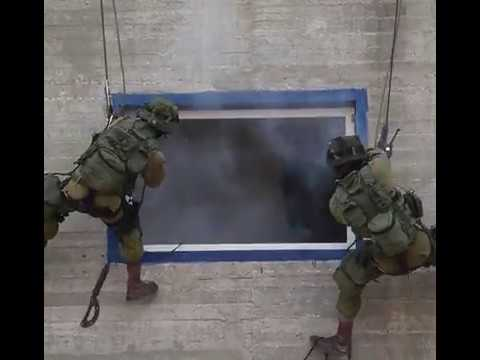 OMER-1 Rappelling Device- IDF