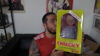 Chucky die Mörderpuppe 38cm - Child's Play 2 Unboxing German