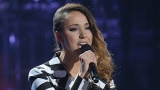 """The Voice Of Poland IV   Aleksandra Węglewicz   """"Na Szczycie""""   Live I"""