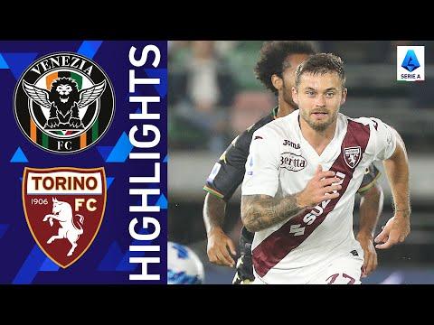 Highlights trận đấu giữa Venezia và Torino